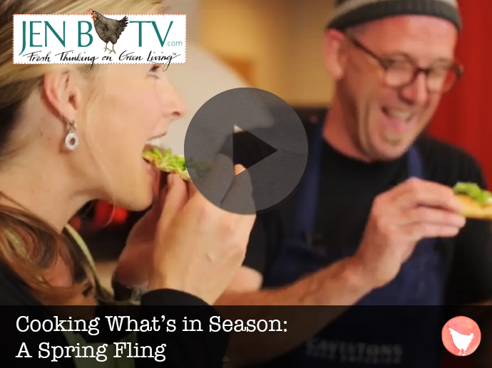 Spring Cooking Episode Featured Image