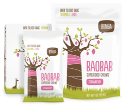Baobab Chews from Bonga Foods