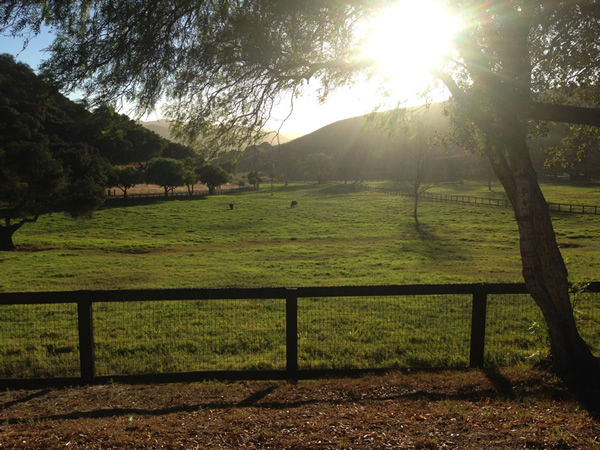Beautiful Santa Ynez Valley