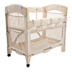 arms reach co sleeper crib